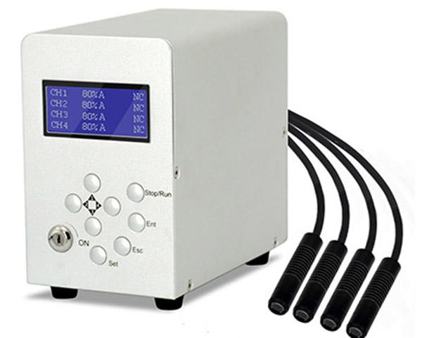 UV LED Spot Curing System NSC4