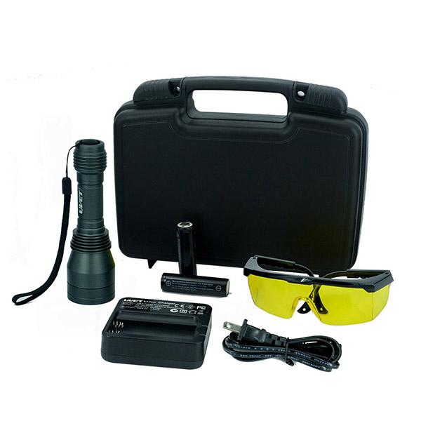 Factory wholesale 365nm Uv Floodlight - UV LED Inspection Torch  Model No. : UV50-S – UVET