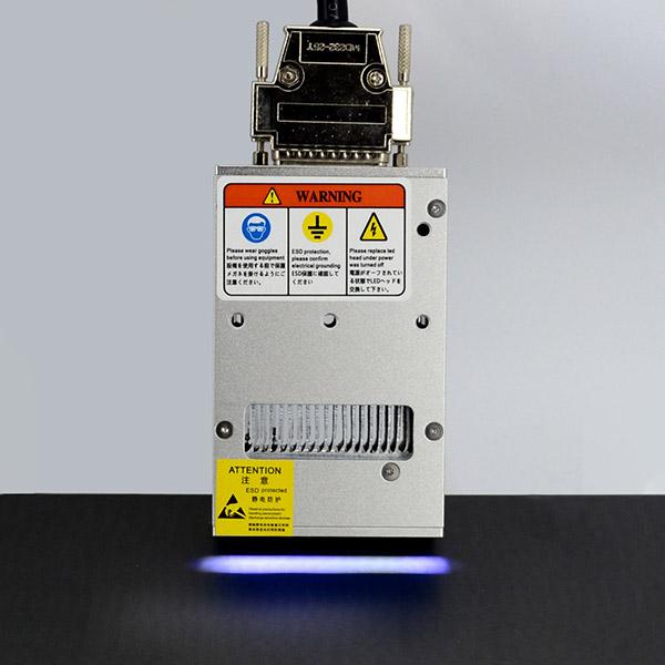 Free sample for 365nm Led Uv Aluminium Lamps - Curing Size: 75x10mm 365/385/395/405nm – UVET