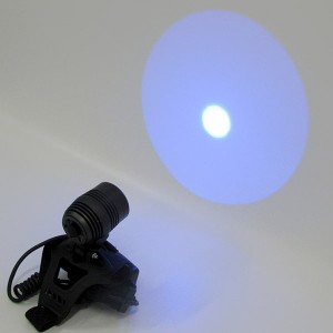 UV LED Headlamp  Model No. : UVH100