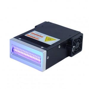 Inkjet Printing UV LED Curing Lamp 80x15mm series