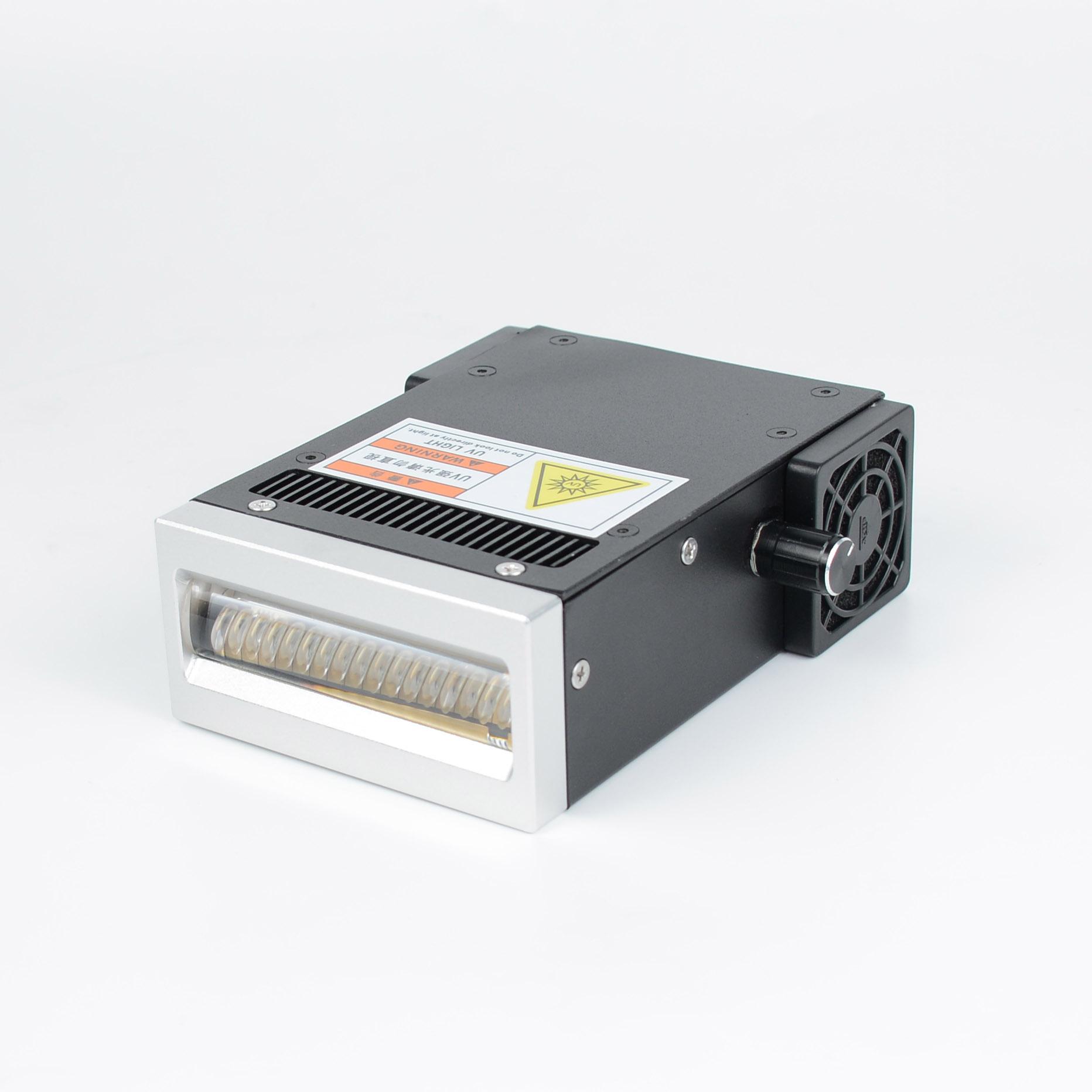 OEM manufacturer Uv Led Curing Light Source - Inkjet Printing UV LED Curing Lamp 80x20mm series – UVET