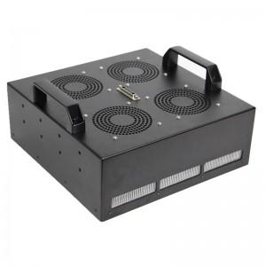 نظام معالجة الفيضانات LED UV 260x260mm سلسلة