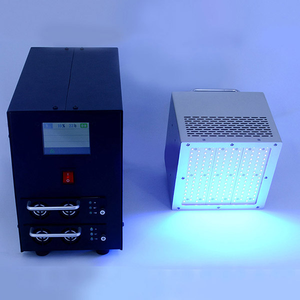 Manufacturing Companies for Uv Led Lamp Curing - Curing Size: 150x150mm 365/385/395/405nm – UVET