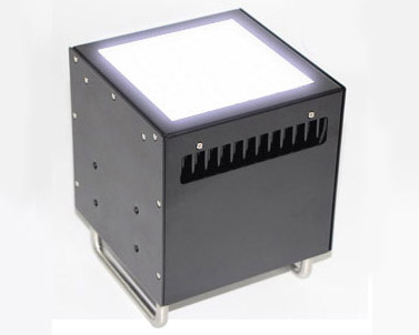 UV LED 홍수 경화 램프 100x100mm 시리즈